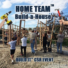 build-a-house-charity-team-building CSR Team Building - Corporate Social Responsability Team Activities & Events