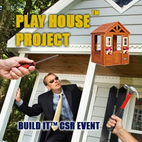 build-a-play-house-charity-team-building CSR Team Building - Corporate Social Responsability Team Activities & Events