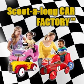 build-a-scoot-along-car-corporate-team-building-activity CSR Team Building - Corporate Social Responsability Team Activities & Events