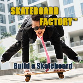 build-a-skateboard-corporate-team-building-activity CSR Team Building - Corporate Social Responsability Team Activities & Events