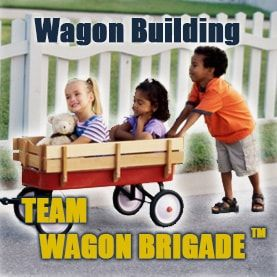 build-a-wagon-corporate-team-building-activity Corporate Teambuilding - Professional Teambuilding