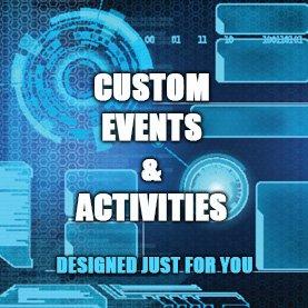 custom-designed-corporate-team-building-activity-2 Popular Corporate Team Building Activities