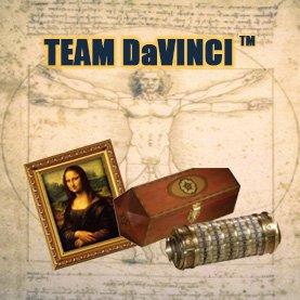 davinci-corporate-team-building-activity Popular Corporate Team Building Activities