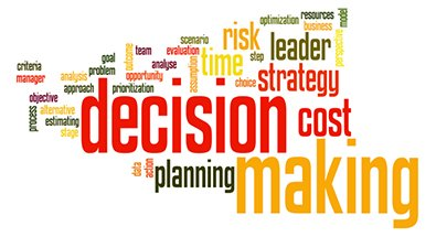 decision-making Get Started