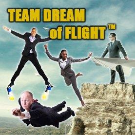 dream-of-flight-corporate-team-building-activity Popular Corporate Team Building Activities