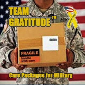 gratitude-military-team-building CSR Team Building - Corporate Social Responsability Team Activities & Events