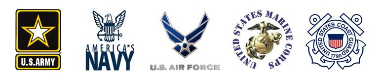 military-branches-logos Who We Serve