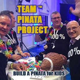pinata-charity-team-building Corporate Teambuilding - Professional Teambuilding