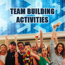 team-building-activities California Corporate Team Building Events, Seminars & Workshops