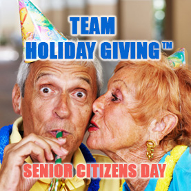 team-holiday-giving-senior-citizens-day Team Holiday Giving™ - CSR Team Building Charity & Philanthropy Events