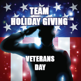 team-holiday-giving-veterans-day Team Holiday Giving™ - CSR Team Building Charity & Philanthropy Events