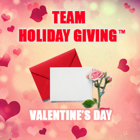 team-holiday-valentines-day Team Holiday Giving™ - CSR Team Building Charity & Philanthropy Events