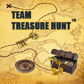 treasure-hunt-corporate-team-building-activity Popular Corporate Team Building Activities